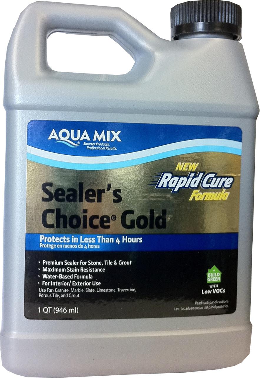 Aqua Mix Sealers Choice Gold - Quart