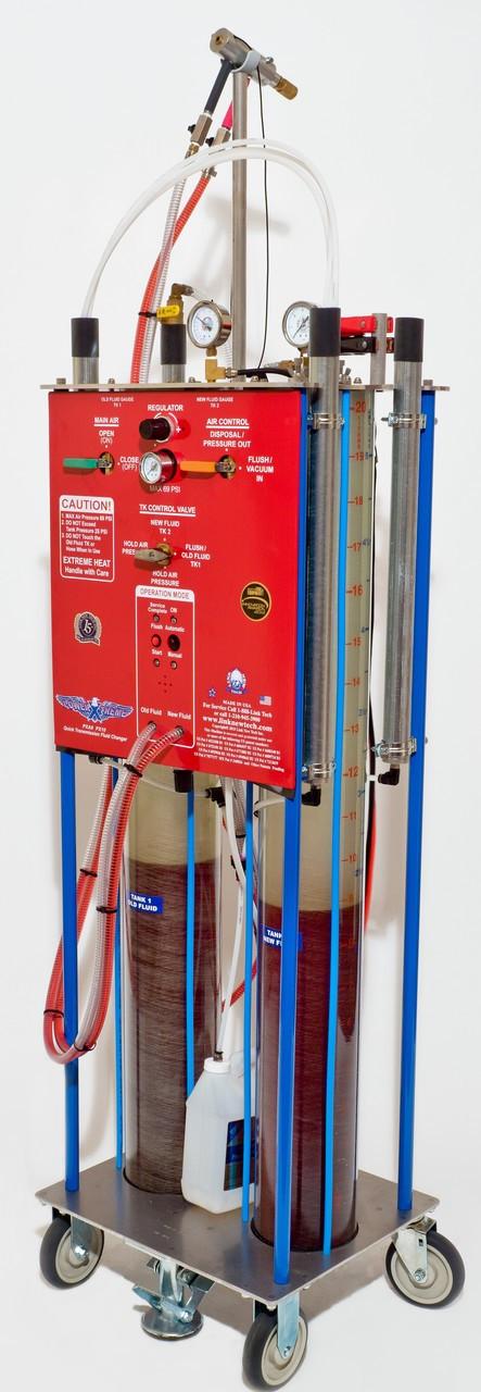 Power Xtreme Transmission Flush Machine//Fluid Exchanger PXA9