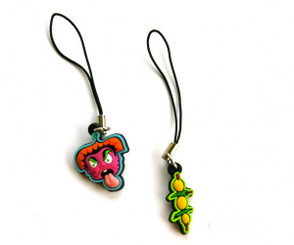 Lemon & Nazar Mask Charms