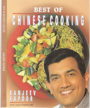 Best of Chinese Cooking (Indo-Chinese recipes by Sanjeev Kapoor)- Cover