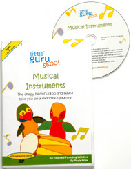 Musical Instruments - English/Hindi DVD