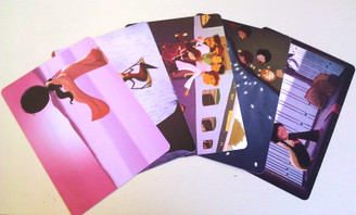 Rangeela postcard set