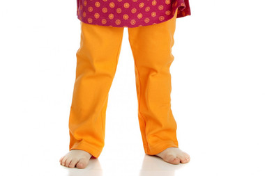 Kids Pants - orange