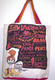 Eco-Friendly Cotton Canvas Totes - Misspelt Menu Indian Bags by Jhola Co