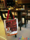 Eco-Friendly Cotton Canvas Totes - Misspelt Menu Indian Bags by Jhola Co in a restaurant.