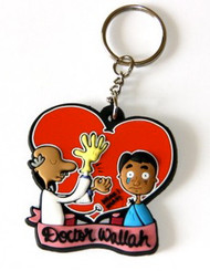 Doctor wallah (The Indian Doctor) Keychain (Chumbak-India)