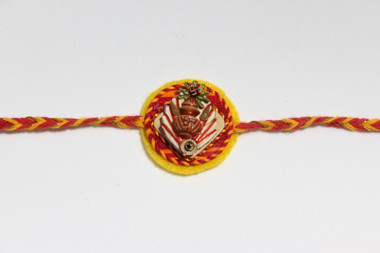Traditional Kalash Rakhi