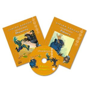 Karadi Tales: Bakasura & Bhasmasura (with audio CD)