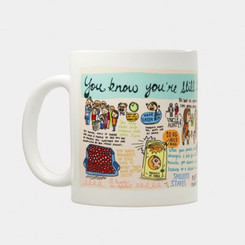 Still Indian Coffee Mug (Chumbak) - 1