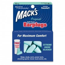 Mack's Original Ear Plugs