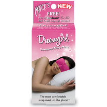 Dreamgirl Sleep Mask Set (new design)