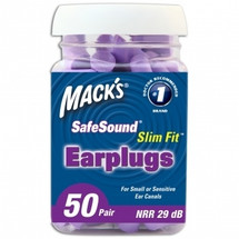 Mack's Soft Foam Slim Fit Earplugs
