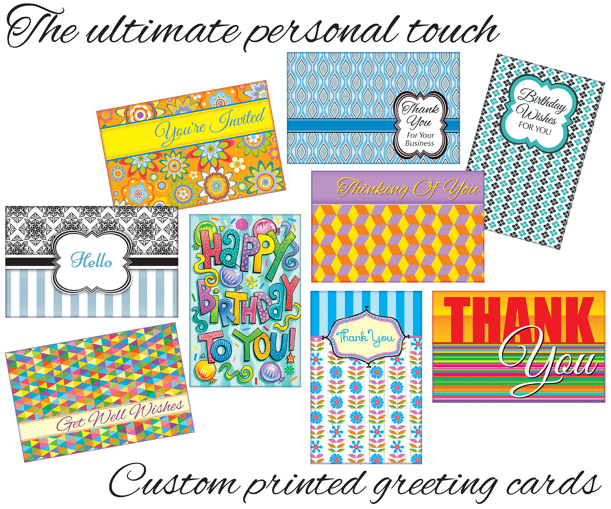 Custom greeting card printing stockwell greetings wholesale greeting cards customg m4hsunfo