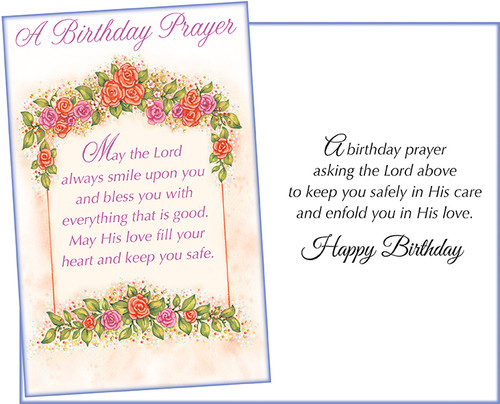 94716 six religious birthday greeting cards with six envelopes religious greeting card 94716 m4hsunfo