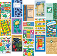 A great bargain at 19¢ a card ... 15 different designs made in the USA!