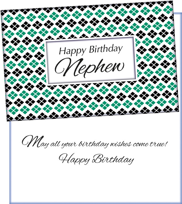 Wholesale Nephew Greeting Cards Made In The Usa