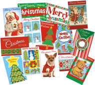 Christmas greeting card deal by stockwell greetings