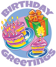 wholesale birthday greeting card package deal