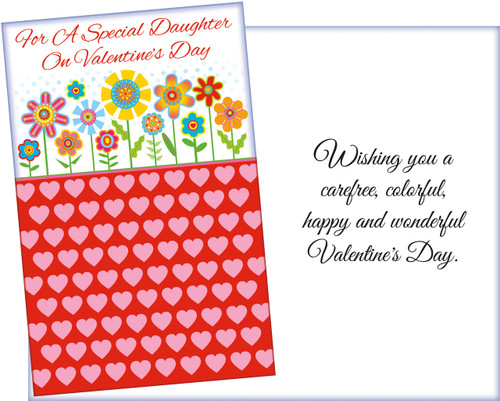 32117 six valentines day daughter cards with envelopes stockwell image 1 m4hsunfo