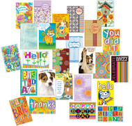 wholesale greeting cards variety pack.