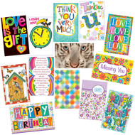 Happy Pack greeting card deal
