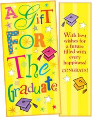 graduation moneyholders