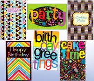25 different designs of birthday general