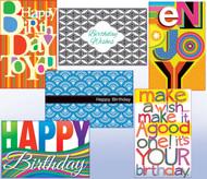 10 different designs of birthday general