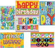 35 different designs of birthday general
