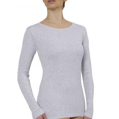 020012c32f028d AMITY   seam free   soft long sleeve t-shirt   plain womens clothing ...