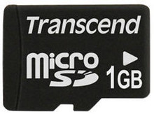 Transcend 1gb Micro SD