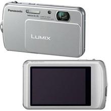 Panasonic DMC-FP5S Lumix DMC-FP5 14.1MP Digital Camera
