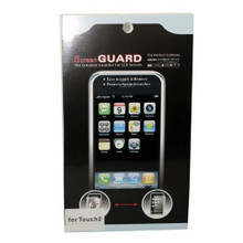 New-Apple iPod Touch 2G Compatible Screen Protector Film