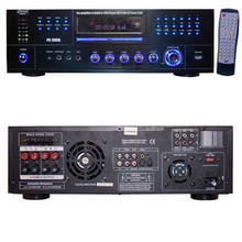 Pyle 1000 Watt AM-FM Receiver w/Built-in DVD/MP3/USB