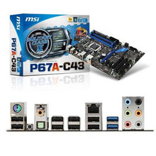 MSI ATX Intel P67 Socket 1155