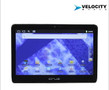 "Velocity Micro Cruz T410 10"" Tablet with Cortex A8 Processor, Android 2.3, Wi-Fi and Front-Facing Camera"