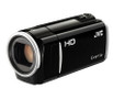 JVC Everio Flash Memory Camcorder (GZHM30BUS) with 40x Optical Zoom - Onyx Black