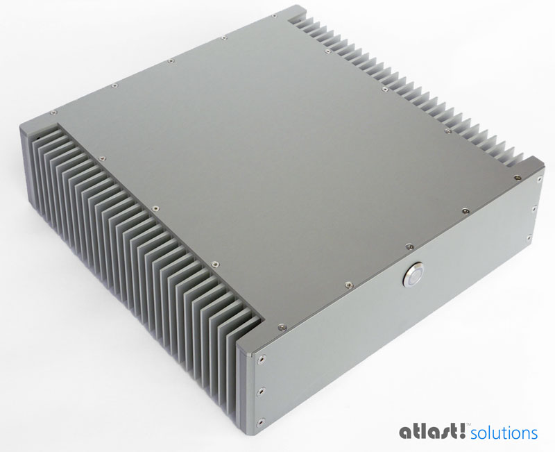Sigao Fanless PC with Industrial Grade Cooling