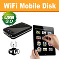 2TB Mobile Wi-FI Disk Drive, Stream to Android/iPhone/iPad [MWiD25-2TB]