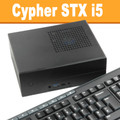 Cypher STX Mini PC, Core i5 7400, 8GB,  256GB PCIe SSD, Dual LAN