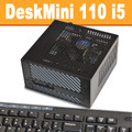ASRock DeskMini 110 Mini PC, Core i5 7400, 8GB,  256GB PCIe SSD