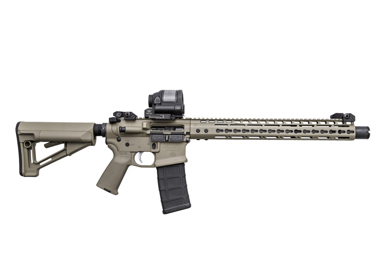 Uppers  Everything on the Upper half of your AR 15
