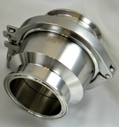 Clamp Check Valve