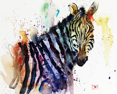 Zebra The Art Of Dean Crouser
