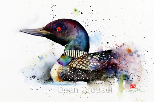 Loon The Art Of Dean Crouser