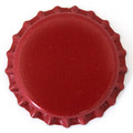 Oxygen Barrier Bottle Caps (Red)