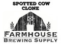 Spotted Cow Clone Kit (All Grain)
