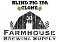 Blind Pig IPA Clone Kit (All Grain)