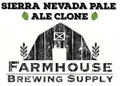 Sierra Nevada Pale Ale Clone Kit (All Grain)