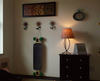 skateboard art rack